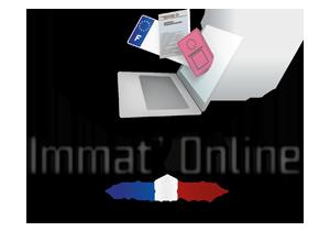 Immat'Online Carte Grise